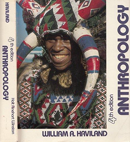 9780030004988: Anthropology