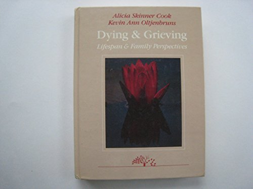 9780030005121: Cook Dying & Grieving:Lifspan & Fam Pers