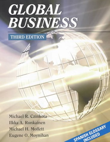 9780030006593: Global Business