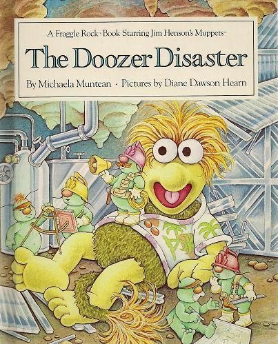 9780030007071: The Doozer Disaster(Fraggle Rock Ser.)