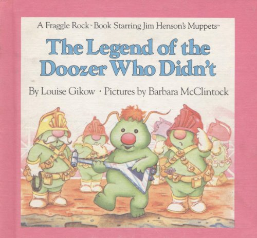 9780030007170: The Legend of the Doozer Who Didn't