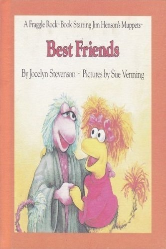 9780030007231: Best Friends (A Fraggle Rock Book)