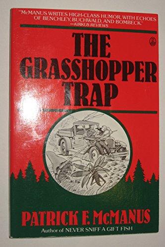9780030007385: Grasshopper Trap