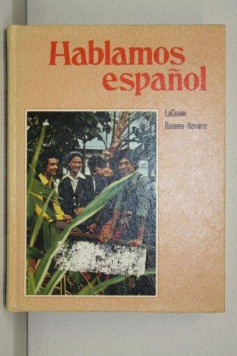9780030009464: Hablamos español