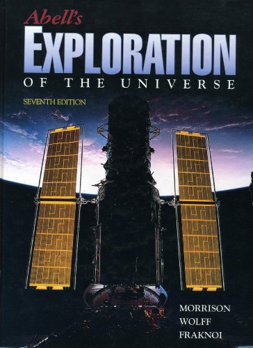 9780030010347: Abell's Exploration of the Universe (Abell's Exploration of the Universe, 7th ed)