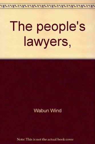 The People's Lawyers: Marlise James