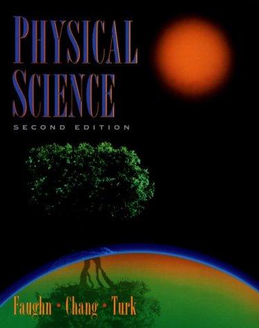 9780030011122: Physical Science (Saunders Golden Sunburst Series)