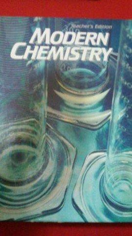9780030012778: Modern Chemistry, 1986