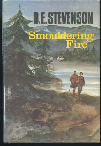 Smouldering Fire (0030013119) by D. E. Stevenson