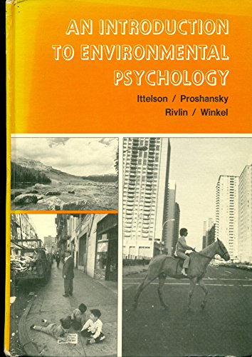 9780030013461: Introduction to Environment Psychology