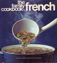 Family Cook Book: French: Kerr, Alvin