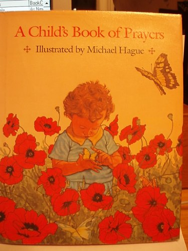 9780030014123: A Child's Book of Prayers