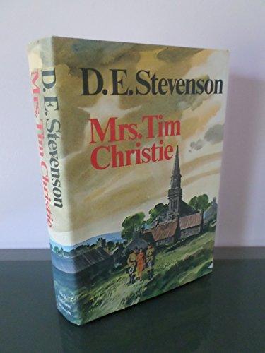 9780030014369: Mrs. Tim Christie