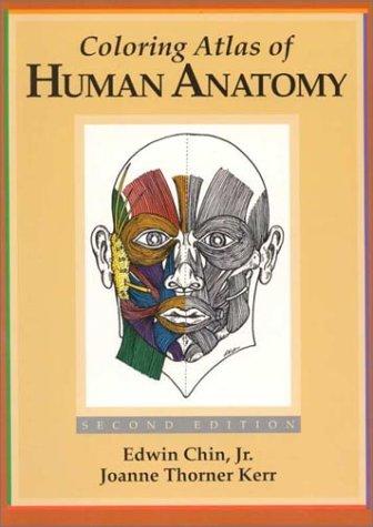 9780030018060: Coloring Atlas of Human Anatomy