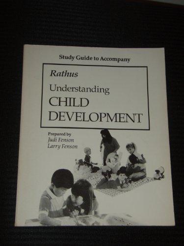 9780030018398: Study Guide to Accompany Understanding Child Development