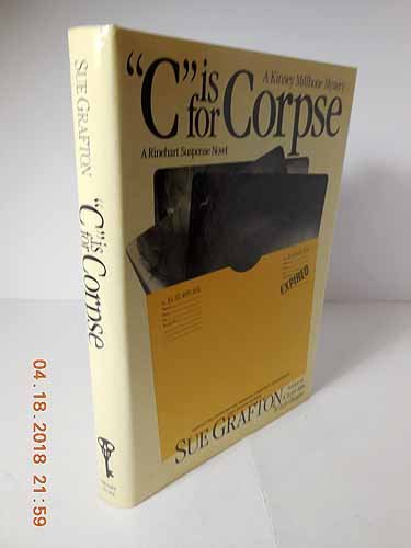 C is for Corpse: Grafton, Sue