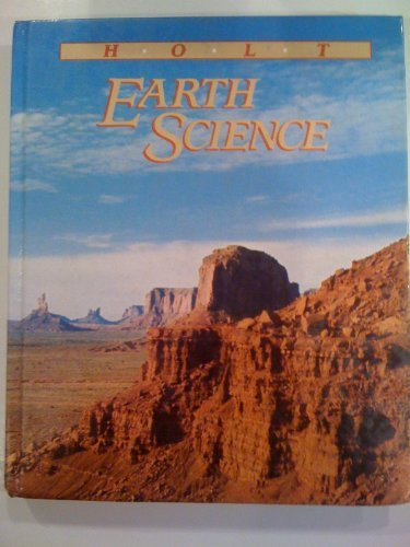 9780030019043: Holt Earth Science