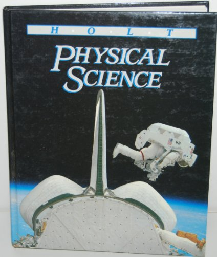 9780030019272: Holt Physical Science