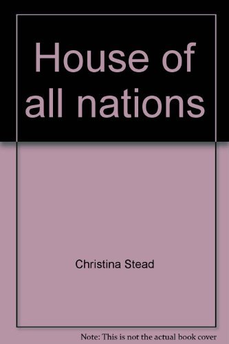 9780030019463: House of all nations