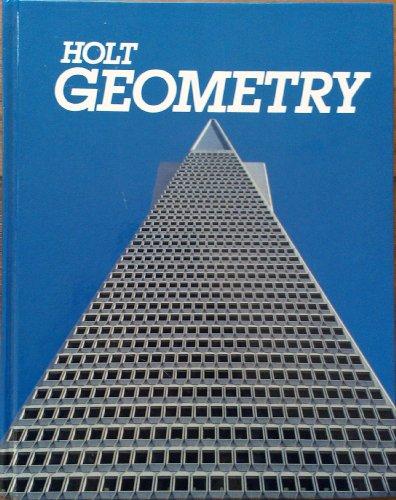 9780030021848: Geometry