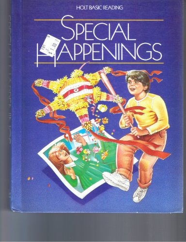 9780030023699: Special Happenings (Level 12)