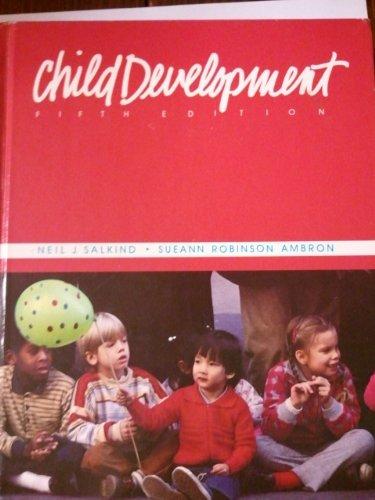 9780030025020: Child Development