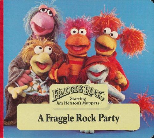 9780030025631: A Fraggle Rock Party