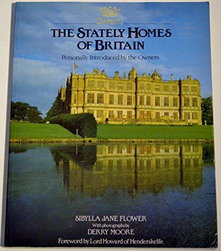 9780030028434: Debrett's Stately Homes of Britain