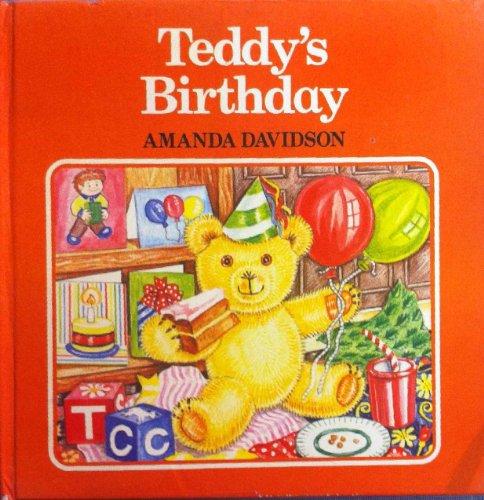 9780030028878: Teddy's Birthday