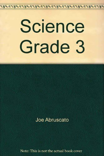 9780030030789: Holt Science 3rd Grade