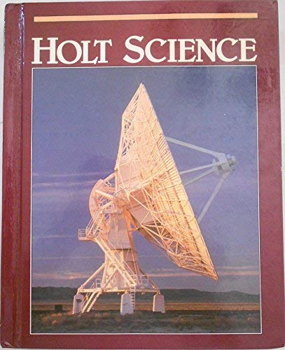 9780030030833: Holt Science