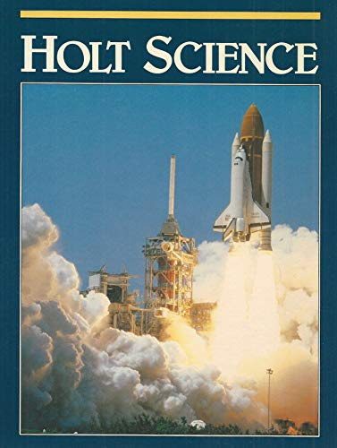 9780030030840: Holt Science Series Grade 7