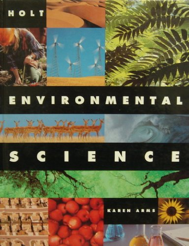 9780030031335: Holt Environmental Science
