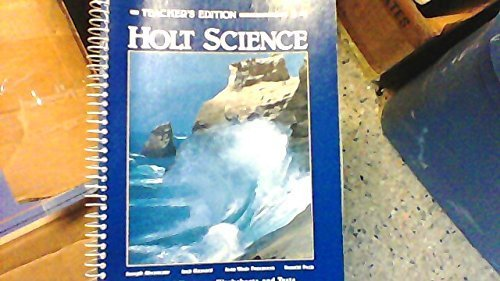 9780030031670: Science 1986