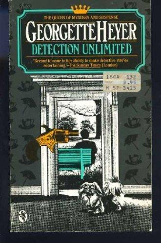 Detection unlimited: Georgette Heyer