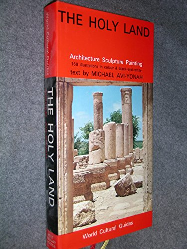 9780030034664: The Holy Land (World cultural guides)