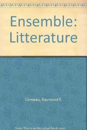 9780030034794: Ensemble: Litterature