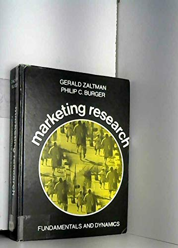9780030035661: Marketing Research: Fundamentals and Dynamics