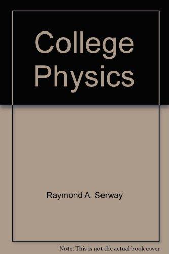 9780030035791: College Physics