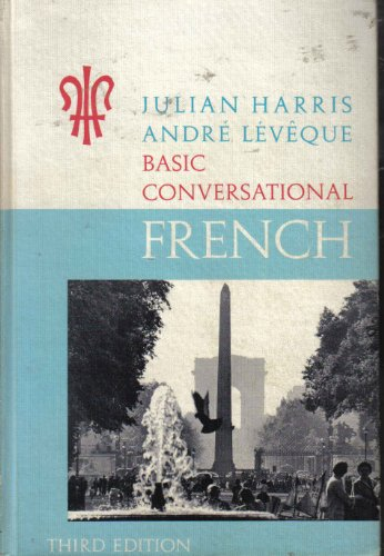 9780030043628: Basic Conversational French