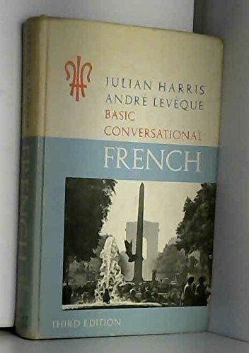 9780030043628: Basic Conversational French