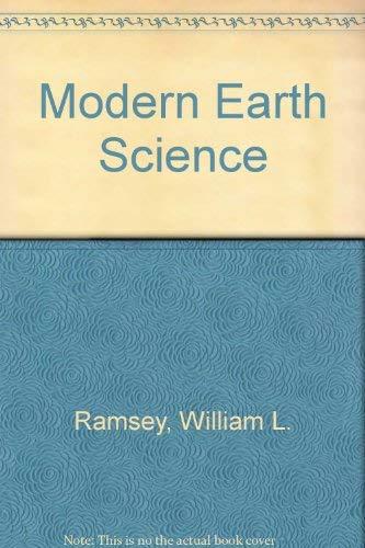9780030044496: Modern Earth Science