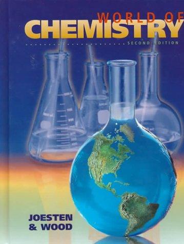 9780030044632: World of Chemistry (Saunders Golden Sunburst Series)