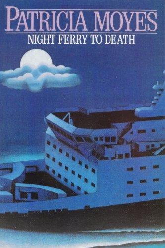9780030044779: Night Ferry to Death (Rinehart Suspense Novel)