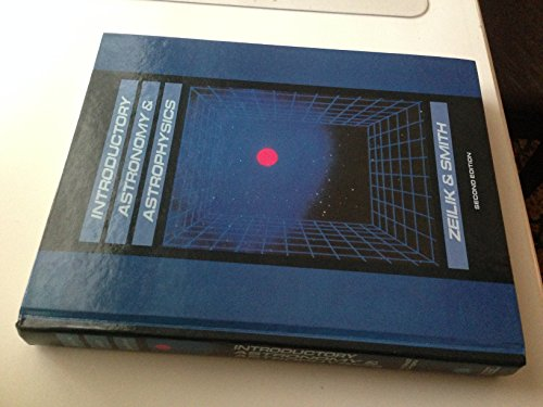 9780030044991: Introductory Astronomy and Astrophysics