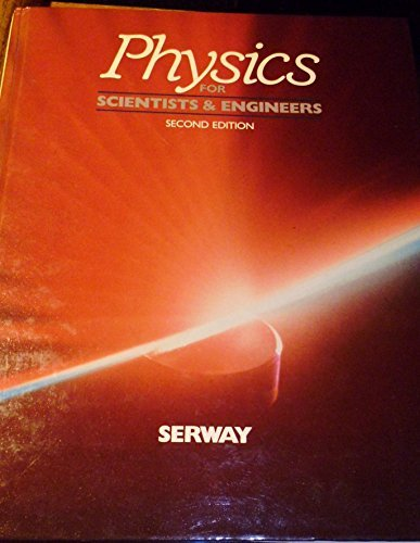 9780030045349: Physics for Scientists and Engineers (Saunders golden sunburst series)