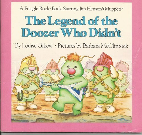 9780030045639: The Legend of the Doozer Who Didn't