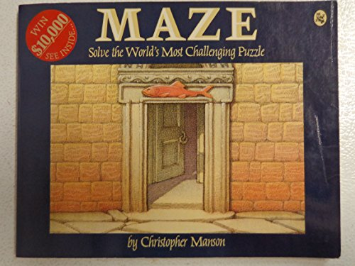 9780030045899: Maze: Solve the World's Most Challenging Puzzle