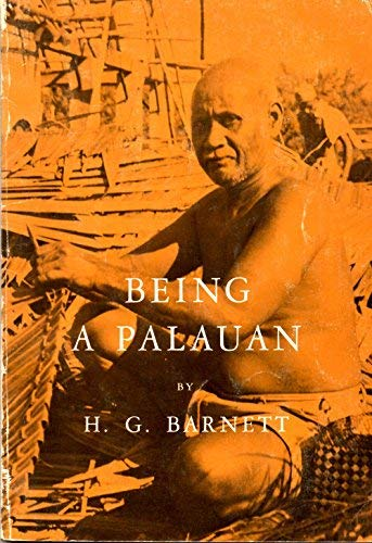 9780030046858: Being a Palauan (Case Studies in Cultural Anthropology)
