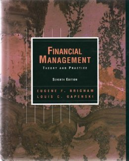9780030047633: Financial Management: Theory and Practice/Book and Disk